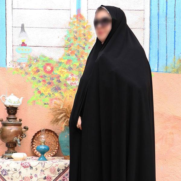 چادر سنتی کن کن ندا حجاب حدیث