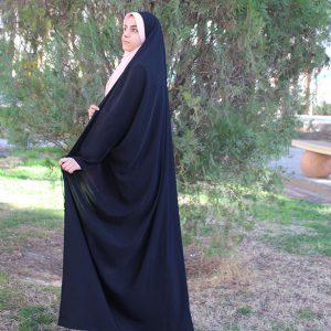 چادر عربی آستین دار کن کن ژرژت حجاب حدیث