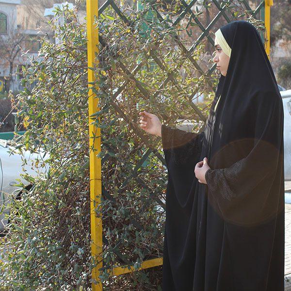 چادر دانشجویی کن کن عروس حجاب حدیث