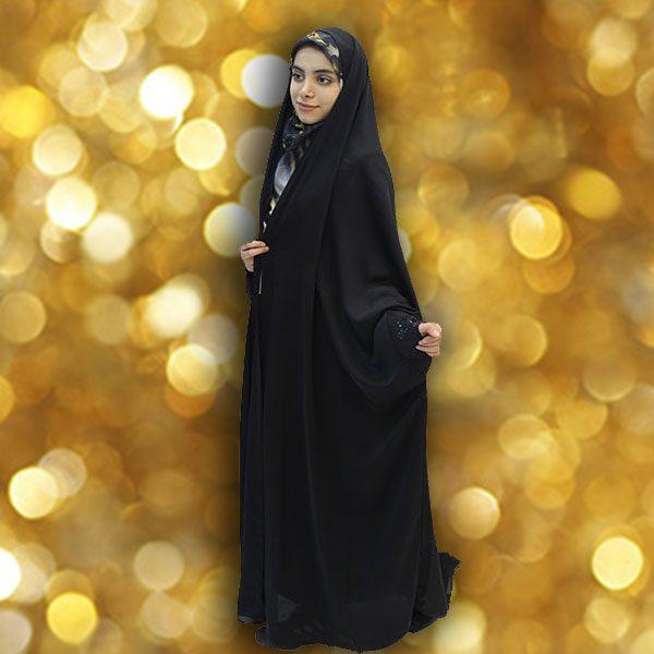 چادر خبرنگاری کن کن ژرژت حجاب حدیث