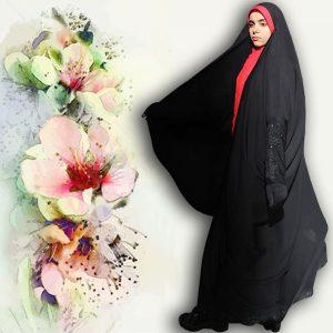چادر لبنانی حریرالاسود حجاب حدیث