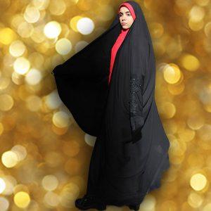چادر لبنانی کن کن ندا حجاب حدیث