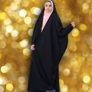 چادر بحرینی حریرالاسود حجاب حدیث