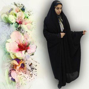 چادر خبرنگاری حریرالاسود حجاب حدیث