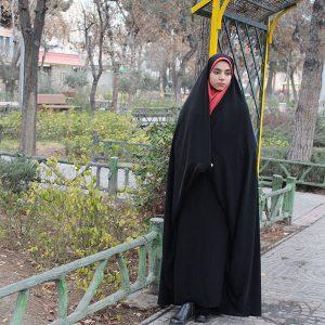 چادر حسنی حریرالاسود حجاب حدیث