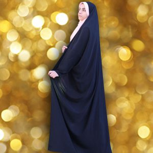 چادر عربی آستین دار کن کن ندا حجاب حدیث