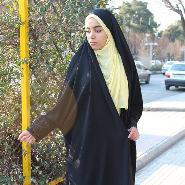 چادر شیدا کن کن ژرژت حجاب حدیث