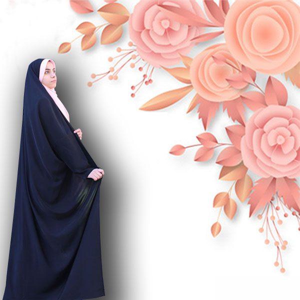 چادر عربی آستین دار کن کن عروس حجاب حدیث