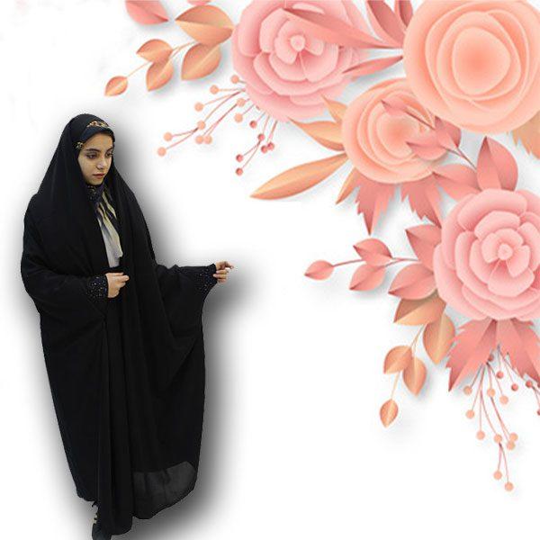 چادر خبرنگاری کن کن عروس حجاب حدیث