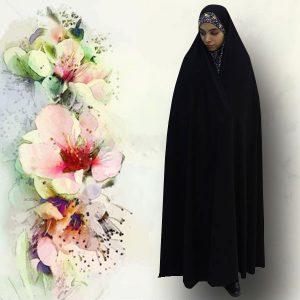 چادر سنتی کن کن آیتک حجاب حدیث