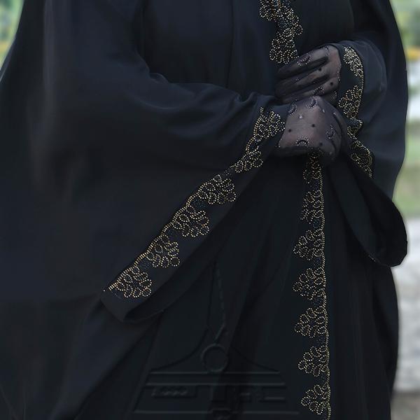 چادر عبا پرنسسی سنگ2