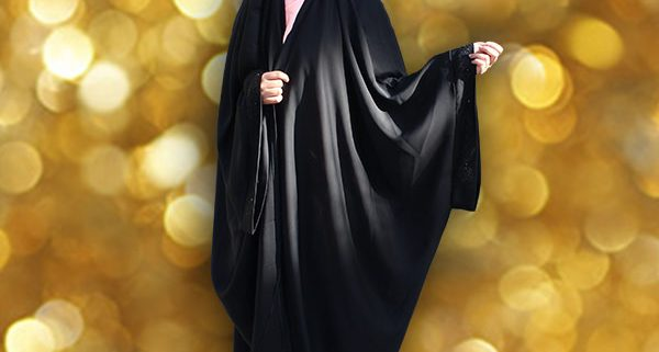 چادر عبا پرنسسی