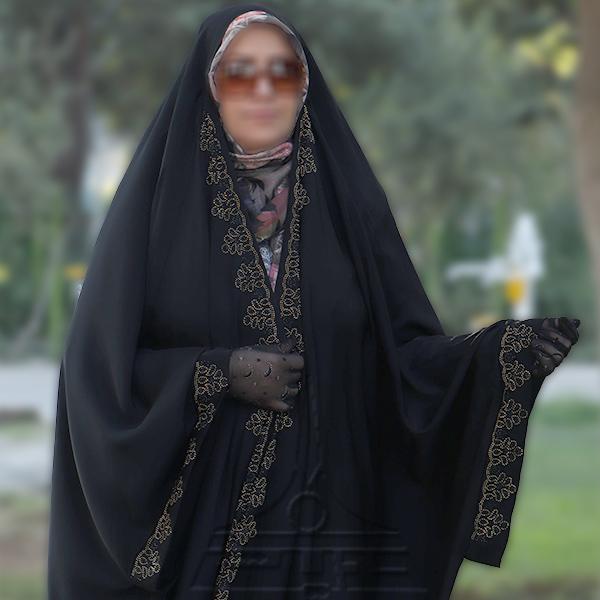 چادر عبا پرنسسی سنگ1