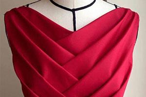 اوریگامی در خیاطی و طراحی لباس