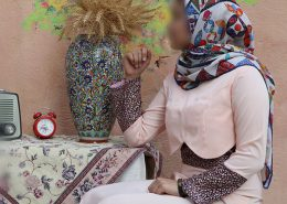مانتو عربی کد004 حجاب حدیث1