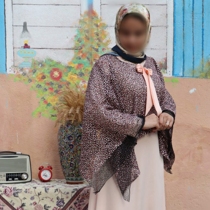 مانتو عربی کد005 حجاب حدیث