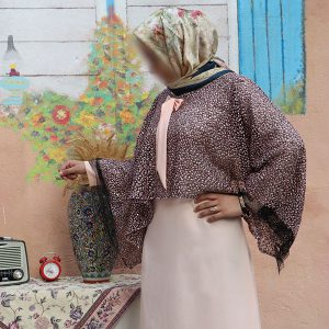 مانتو عربی کد005 حجاب حدیث7