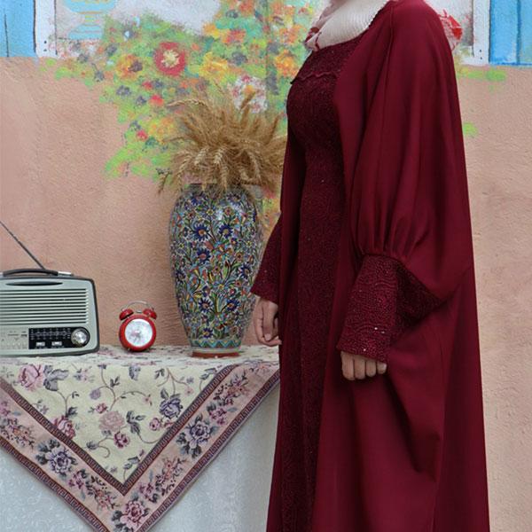 مانتو عربی کد006 حجاب حدیث