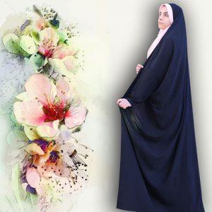 چادر عربی آستین دار کن کن آیتک حجاب حدیث