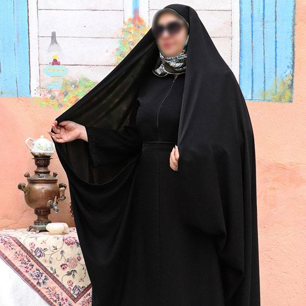 چادر حسنی مهارجه حجاب حدیث2