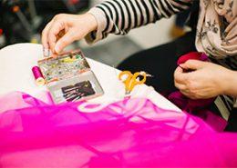 تبدیل چادر سنتی به دانشجویی