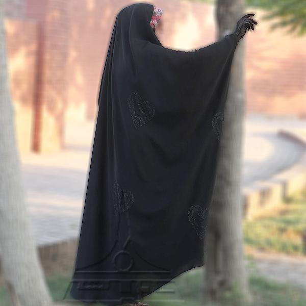 چادر عبا کن کن ندا سنگدوزی3